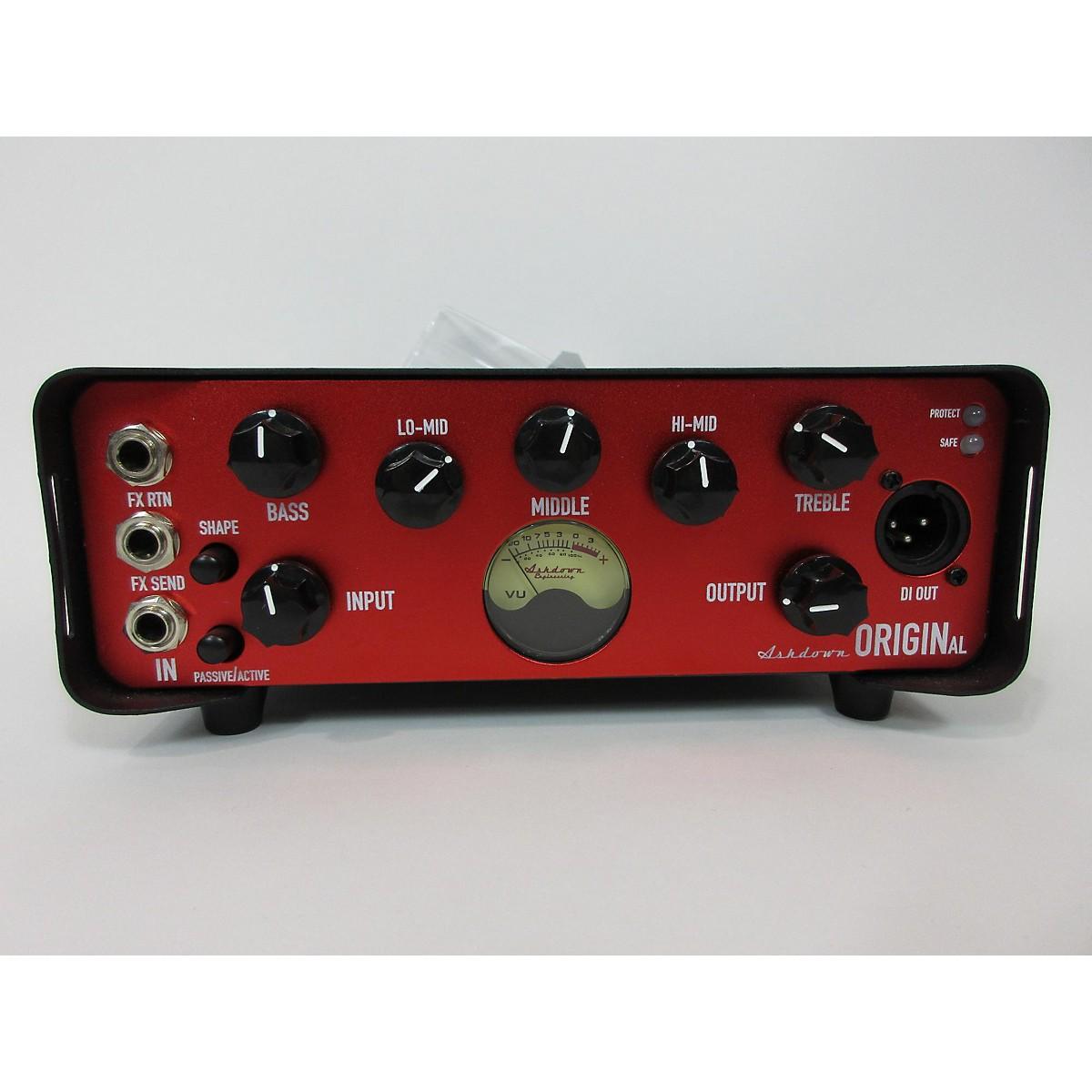 Ashdown Original Bass Amp Head