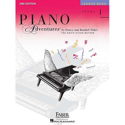 Faber Piano Adventures Original Edition Faber Piano Adventures Series Lesson Book, Level 1