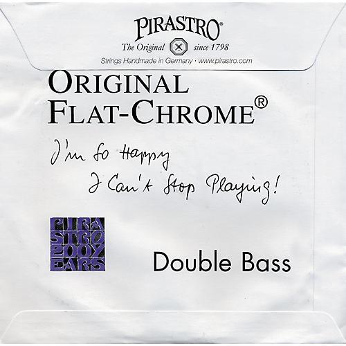 Pirastro Original Flat Chrome Bass Strings