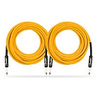 2-Pack Fender Limited Edition Butterscotch Blonde Instrument Cable