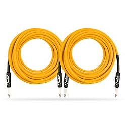 Original Series Limited Edition Butterscotch Blonde Instrument Cable - 18.6 ft. - 2 Pack