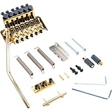 Floyd Rose Original Series Tremolo Bridge with R3 Nut Level 1 Gold
