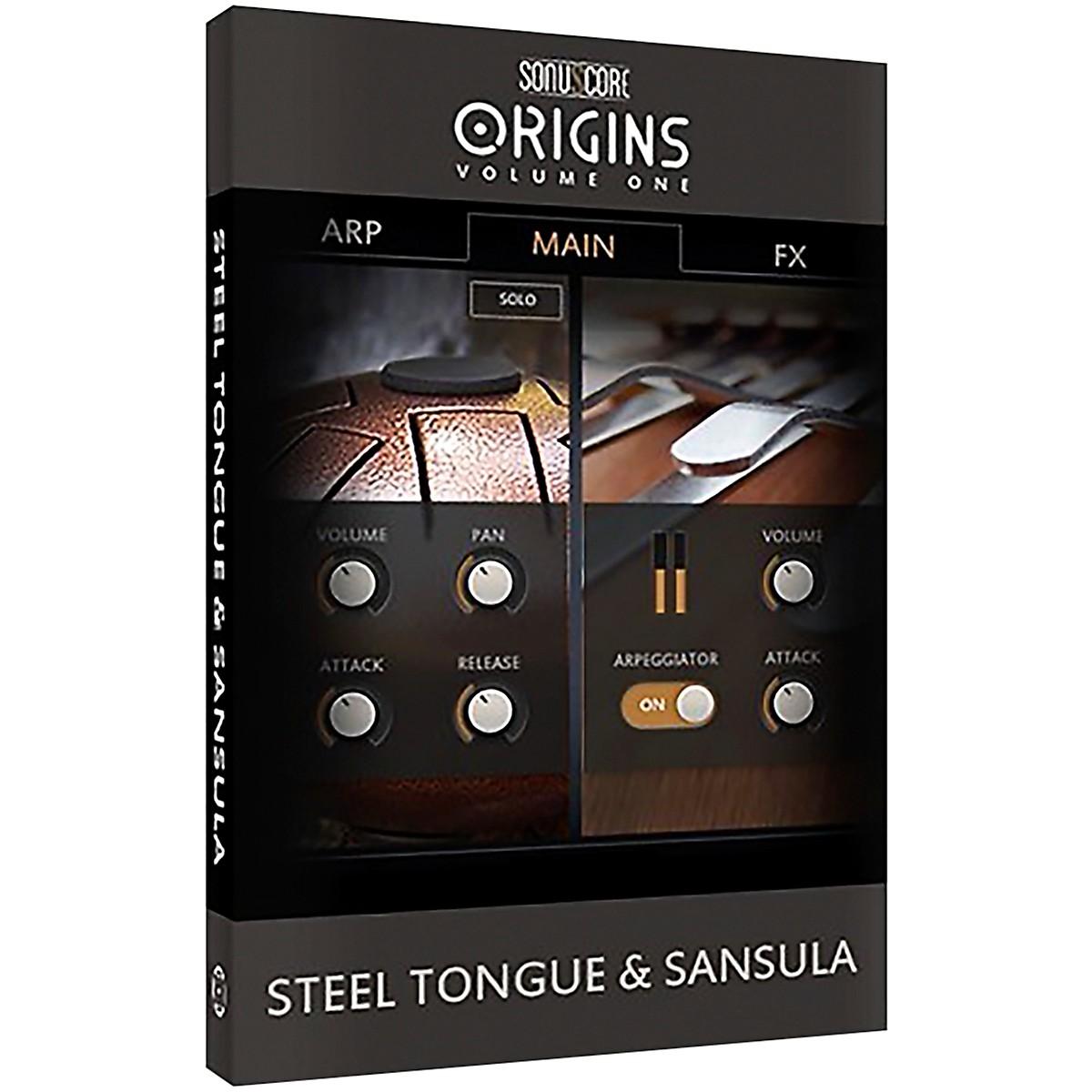 Sonuscore Origins Series Vol. 1 Steel Tongue & Sansula