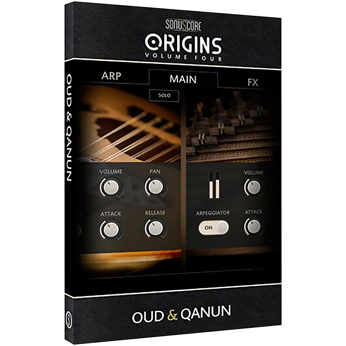 Sonuscore Origins Series Vol. 4 Oud and Quanun