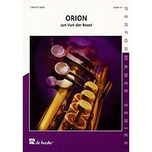 De Haske Music Orion (Score and Parts) Concert Band Level 2.5 Arranged by Jan Van der Roost