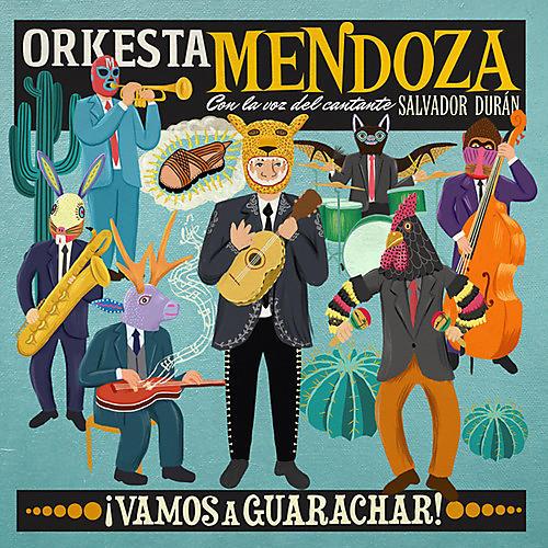 Alliance Orkesta Mendoza - Vamos A Guarachar