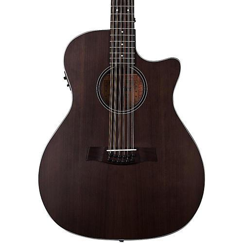 schecter guitar research orleans studio 12 string acoustic guitar see thru black guitar center. Black Bedroom Furniture Sets. Home Design Ideas