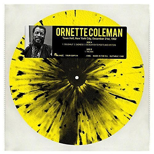 Alliance Ornette Coleman - Live At The Town Hall NYC 12/21/62