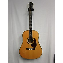 Guild Orpheium 12 Fret D Acoustic Guitar