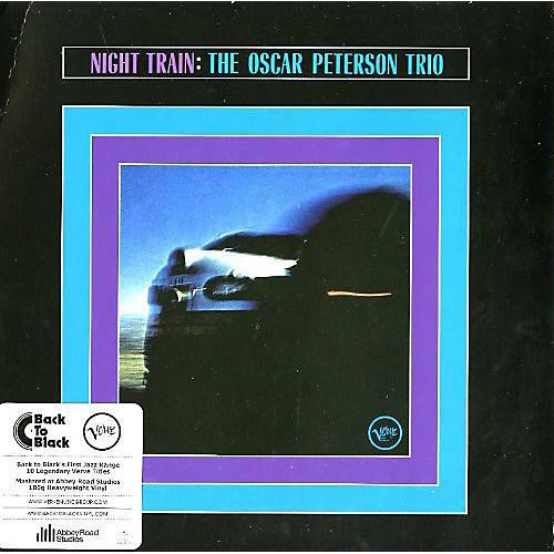Alliance Oscar Peterson - Night Train