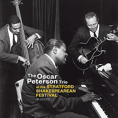 Alliance Oscar Peterson Trio - At The Stratford Shakespearean Festival