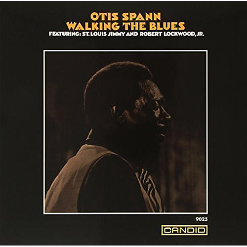 Alliance Otis Spann - Walking the Blues
