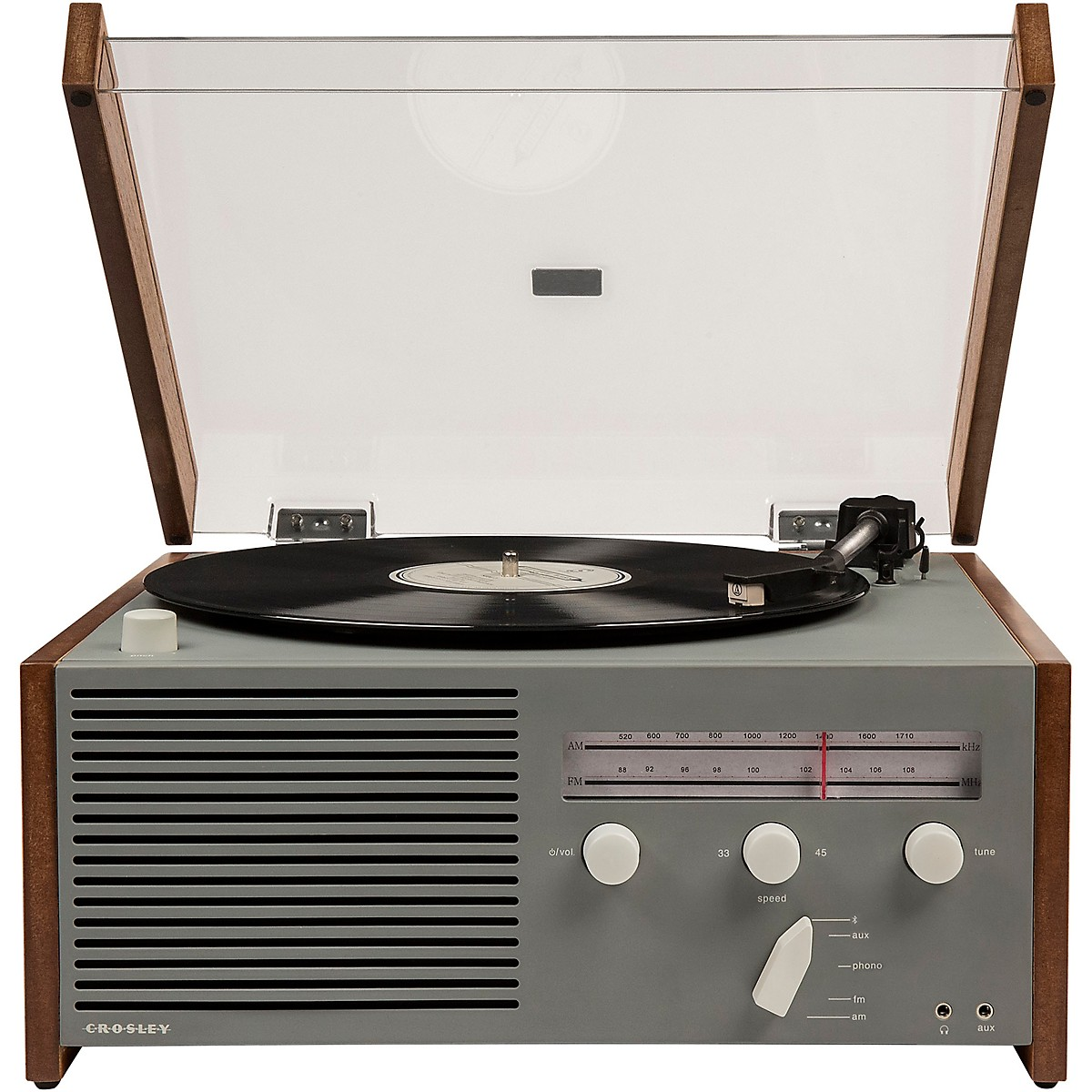 Crosley Otto All-in-One Turntable with Bluetooth