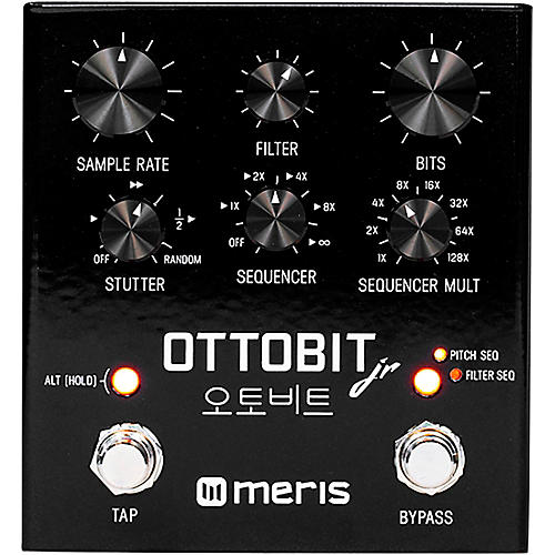 Meris Ottobit Jr. Bitcrusher Effects Pedal