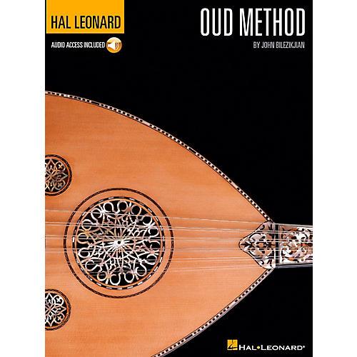 Hal Leonard Oud Method Book/CD