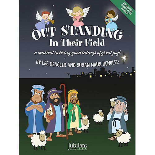 JUBILATE Out Standing in Their Field Director's Kit (Score & InstruTrax CD)