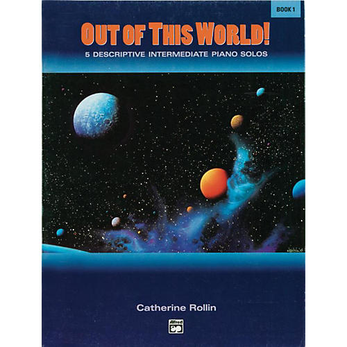 Alfred Out of This World! Book 1
