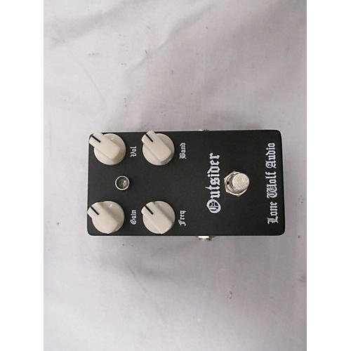 Lone Wolf Audio Outsider Effect Pedal