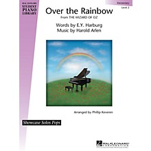 Hal Leonard Over the Rainbow (from The Wizard of Oz) Piano Library Series (Level 2)