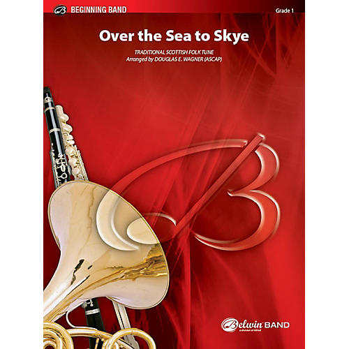 Alfred Over the Sea to Skye Concert Band Grade 1 Set