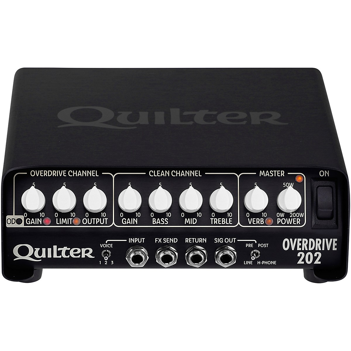 Quilter Labs OverDrive 202 Guitar Head