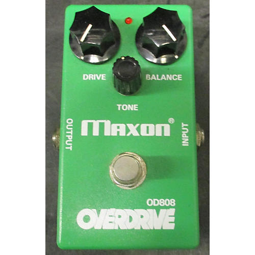 Maxon Overdrive Effect Pedal