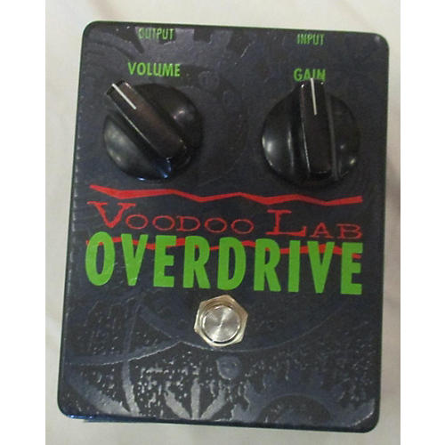 Voodoo Lab Overdrive Effect Pedal