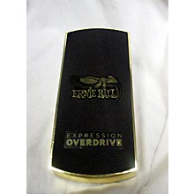 Ernie Ball Overdrive Expression Effect Pedal