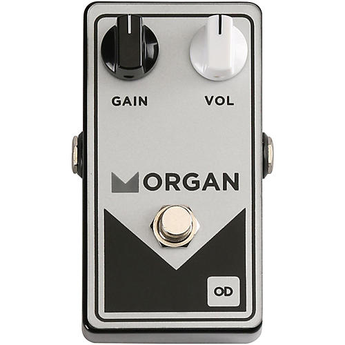 Morgan Overdrive Guitar Effects