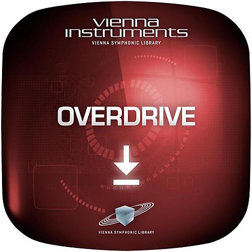 Vienna Instruments Overdrive Standard