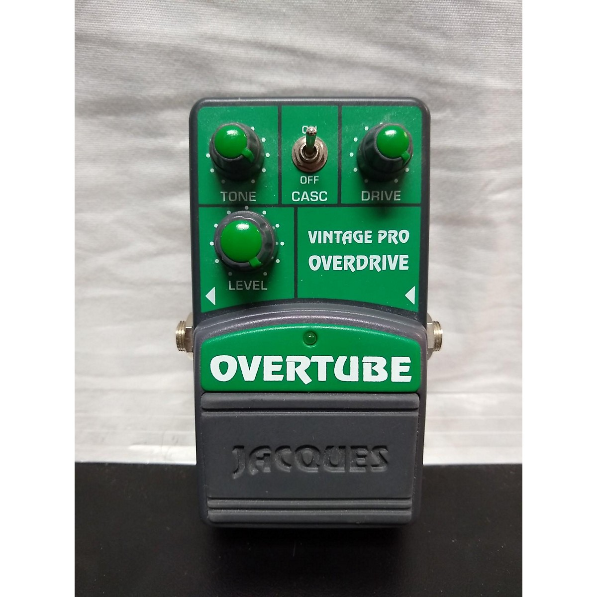 Jacques Overtube Effect Pedal