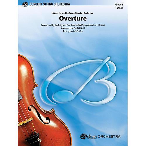 BELWIN Overture Grade 3