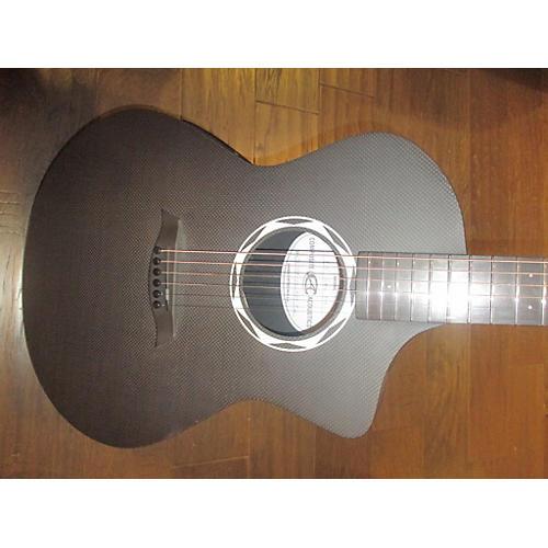 Composite Acoustics Ox Raw Ele Acoustic Electric Guitar