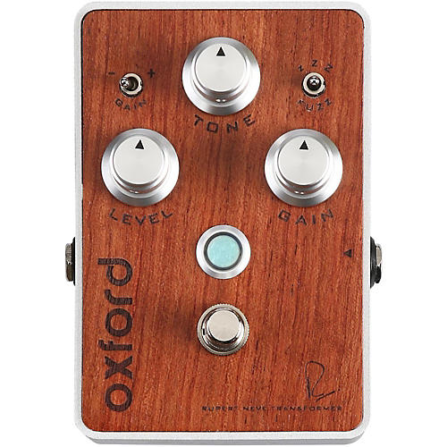 Bogner Oxford Bubinga Fuzz Effects Pedal