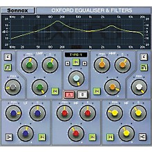 Sonnox Oxford EQ (HD-HDX) Software Download