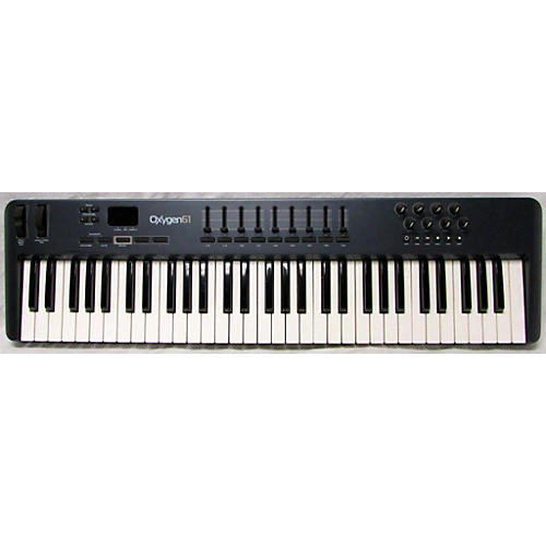M-Audio Oxygen 61 MKIII MIDI Controller