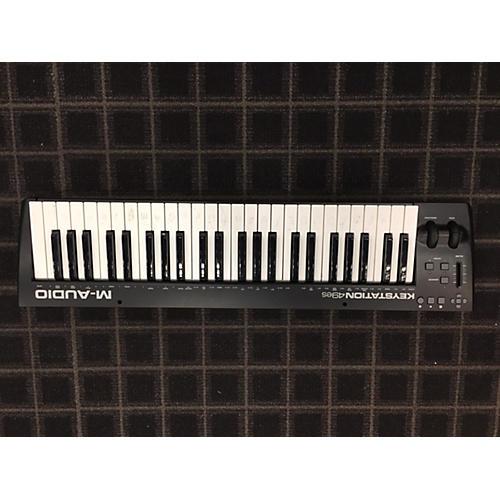 used m audio oxygen49 keyboard workstation guitar center. Black Bedroom Furniture Sets. Home Design Ideas