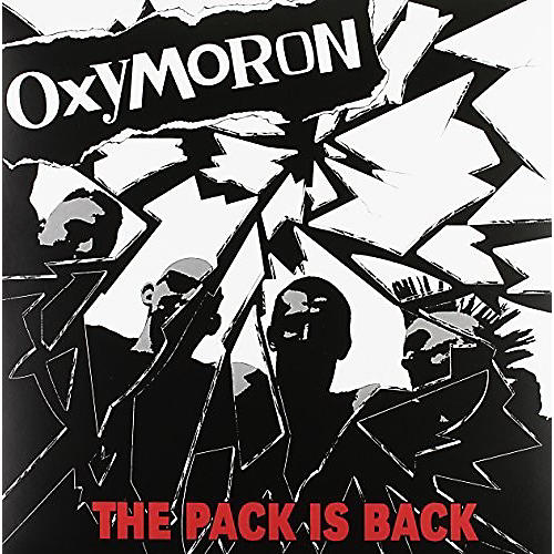 Alliance Oxymoron - Pack Is Back