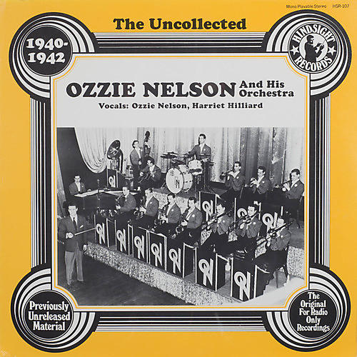 Alliance Ozzie Nelson & Orchestra - Uncollected 3