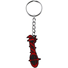 C&D Visionary Ozzy Logo Metal Key Chain