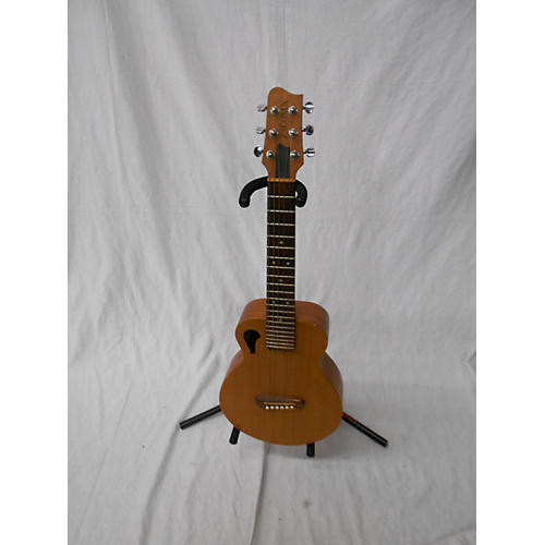 used tacoma p 1 papoose acoustic electric guitar natural guitar center. Black Bedroom Furniture Sets. Home Design Ideas