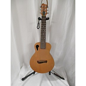 used tacoma p 1 papoose acoustic guitar natural guitar center. Black Bedroom Furniture Sets. Home Design Ideas