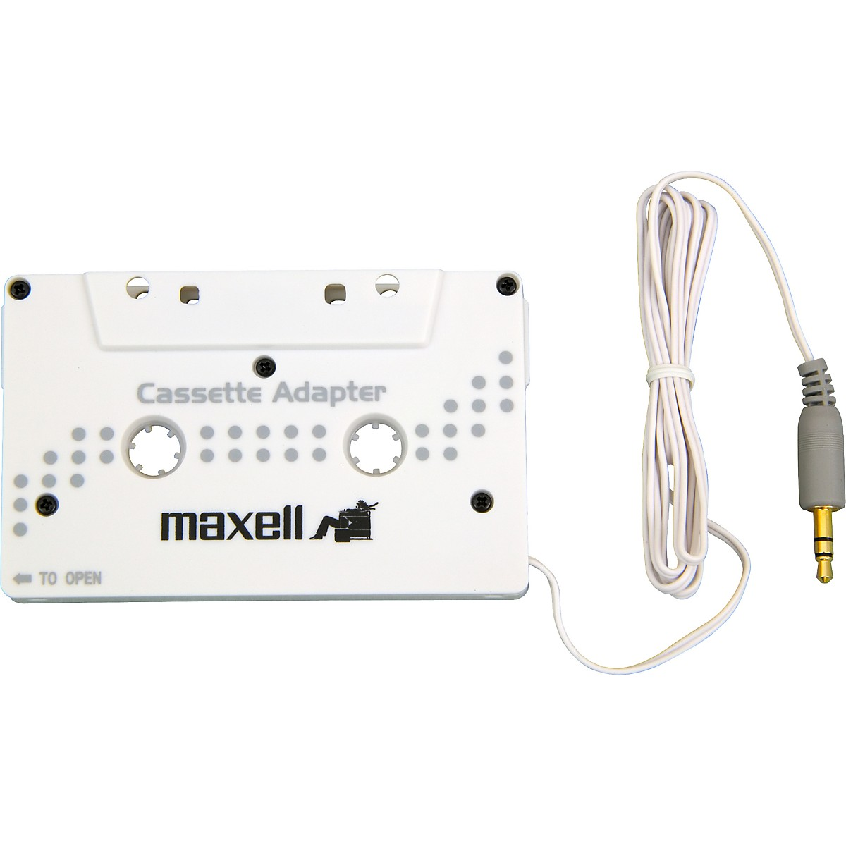 Maxell P-10 Cassette Adapter
