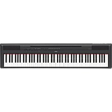 Yamaha P-115 88-Key Weighted Action Digital Piano with GHS Action