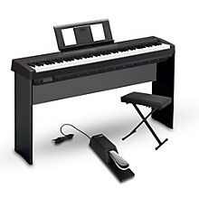 Yamaha P-45 88-Key Weighted Action Digital Piano Package