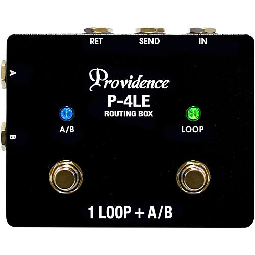 Providence P-4TB True Bypass Pedal