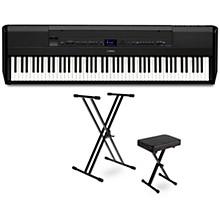 P-515 Digital Piano Package Black Essentials