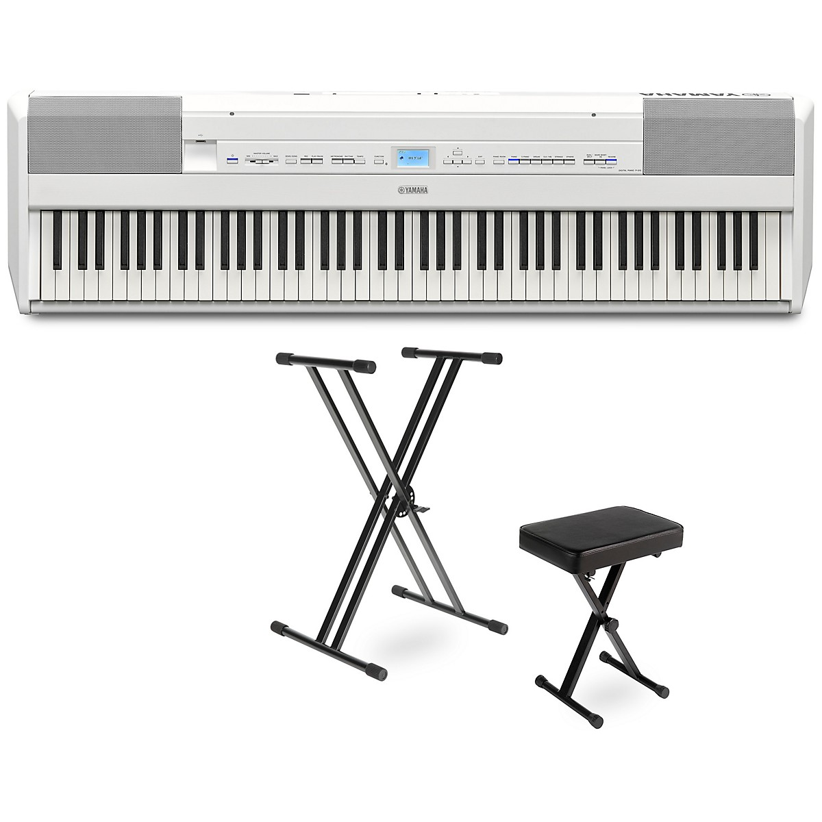 Yamaha P-515 Digital Piano Package