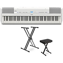 P-515 Digital Piano Package White Essentials