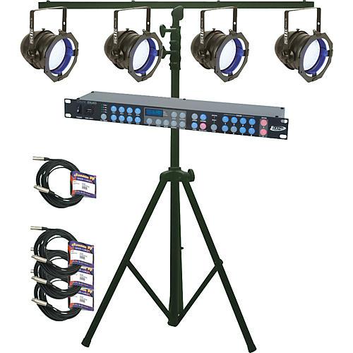 American DJ P-64 LED System